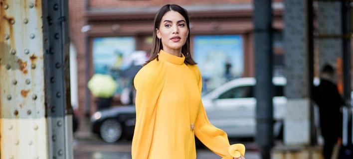 Πώς να φορέσεις το slip dress κάθε μέρα της εβδομάδας  3b19b990dbe
