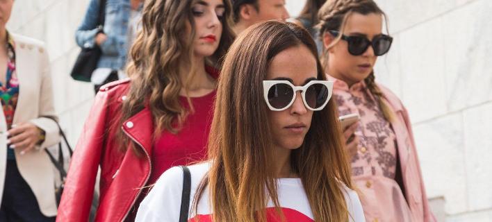 Μοντέλο με γυαλιά ηλίου /Φωτογραφία: Shutterstock