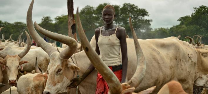Μια 16χρονη πουλήθηκε για νύφη στο Νότιο Σουδάν. Φωτογραφία: AP