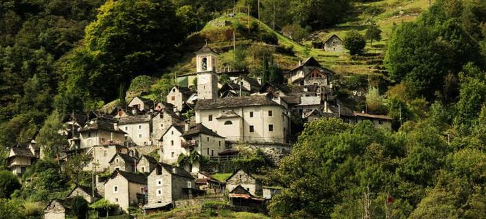 Ενα ολόκληρο χωριό στην Ελβετία θα γίνει ξενοδοχείο -Οταν η εγκατάλειψη γίνεται πλεονέκτημα [εικόνες]