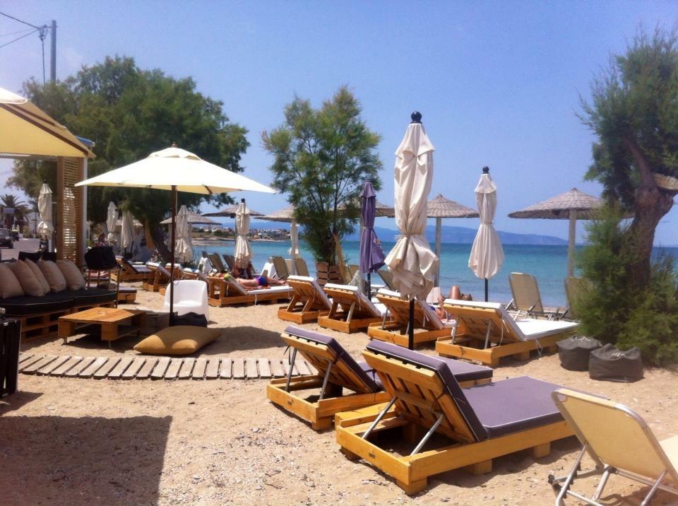 Sunrise: Το beach bar του φετινού καλοκαιριού είναι στο Αγκίστρι ...