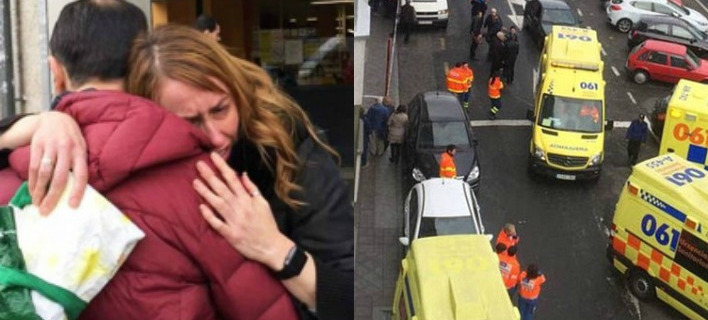 Πυροβολισμοί σε σούπερ μάρκετ στην Ισπανία -Ο ένοπλος φώναζε «Αλάχου Ακμπάρ» [εικόνες & βίντεο]