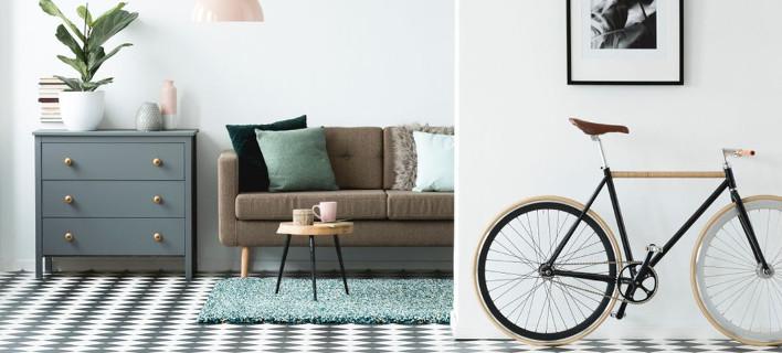 Μια συρταριέρα στο σαλόνι, Φωτογραφία: Shutterstock