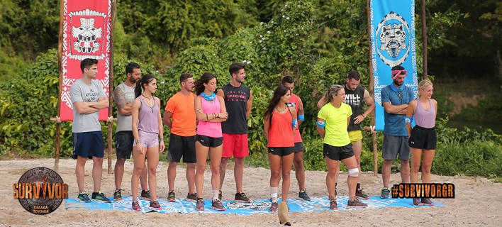 Survivor 3: Δεν έχει τέλος η γκαντεμιά της ελληνικής ομάδας (Φωτογραφία: Facebook)