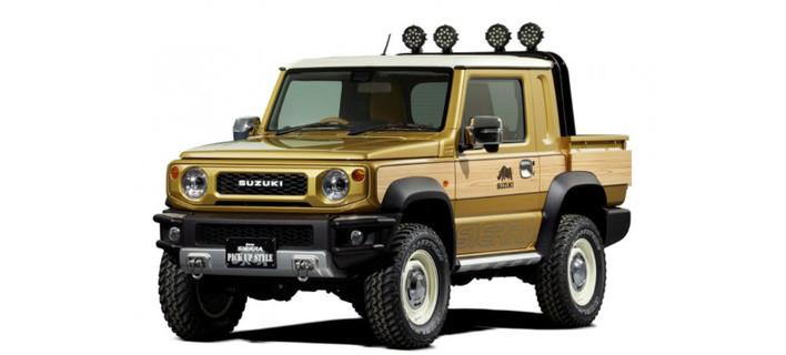 Το Suzuki Jimny πικάπ