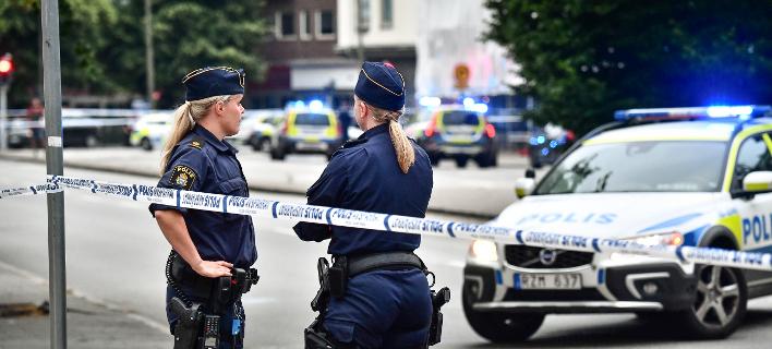 Σουηδία-πυροβολισμοί/Φωτογραφία: AP