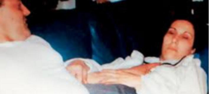 Εμφανίστηκε η σύζυγος του Αρτέμη Σώρρα -Μειώθηκε η ποινή της και βγήκε από το κρησφύγετο