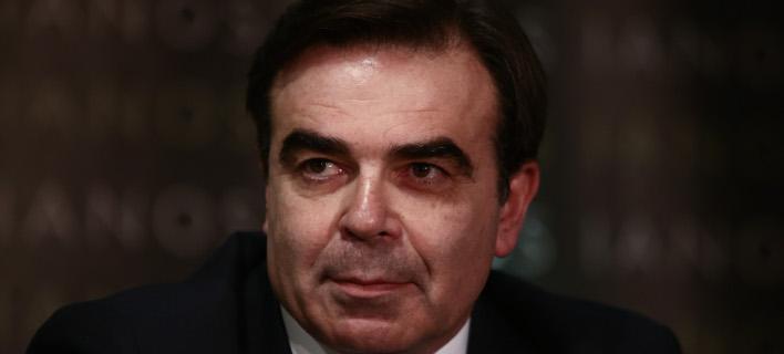 Ο εκπρόσωπος της Κομισιόν Μαργαρίτης Σχοινάς -Φωτογραφία αρχείου: Intimenews/ΤΖΑΜΑΡΟΣ ΠΑΝΑΓΙΩΤΗΣ