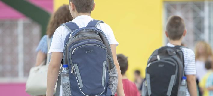 Δεν θα γίνουν μαθήματα την Παρασκευή στα σχολεία (Φωτογραφία: MOTIONTEAM/ΒΑΣΙΛΗΣ ΒΕΡΒΕΡΙΔΗΣ)