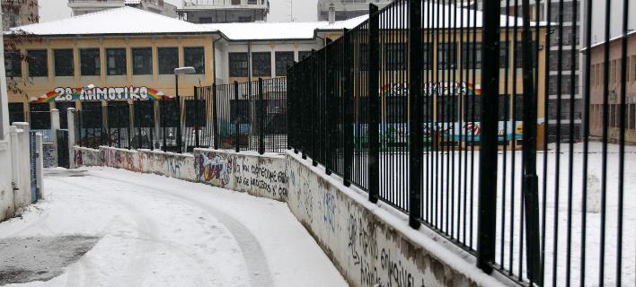 Κλειστά σχολεία και στην Ηλεία/ Φωτογραφία: ΜΟΤΙΟΝΤΕΑΜ- ΒΕΡΒΕΡΙΔΗΣ ΒΑΣΙΛΗΣ