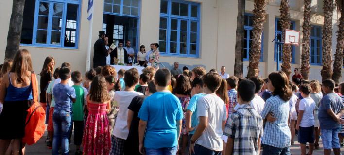 Έναρξη της σχολικής χρονιάς αύριο για 1.000.000 μαθητές - Ο Γαβρόγλου δηλώνει πως είναι ΟΛΑ στη θέση τους