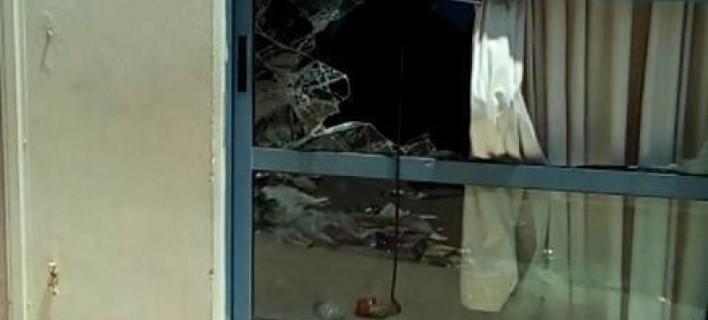 Αγνωστοι προκάλεσαν ζημιές στο σχολικό συγκρότημα στο Ηράκλειο