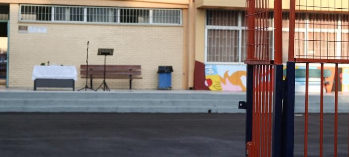 Χωρίς μάθημα οι δύο τελευταίες ώρες στα σχολεία σήμερα (Φωτογραφία: Nikos Libertas / SOOC)