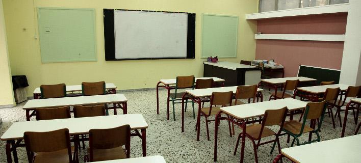 Κλειστά τα σχολεία από τις 24 Δεκεμβρίου/ Φωτογραφία: EUROKINISSI- ΓΙΑΝΝΗΣ ΠΑΝΑΓΟΠΟΥΛΟΣ