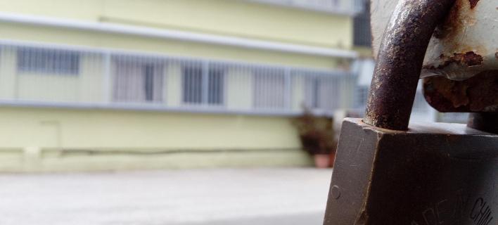 «Λουκέτο» έβαλαν πέντε σχολεία στο Ρέθυμνο (Φωτογραφία αρχείου: ΜΟΤΙΟΝΤΕΑΜ/ΦΑΝΗ ΤΡΥΨΑΝΗ)