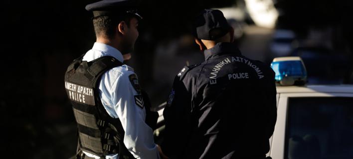 Σύλληψη, φωτογραφία: EUROKINISSI/ΣΤΕΛΙΟΣ ΜΙΣΙΝΑΣ