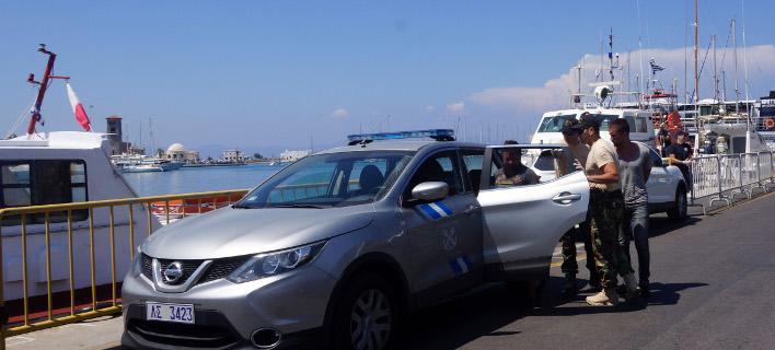 συλλήψεις από το Λιμενικό/Φωτογραφία αρχείου: Eurokinissi