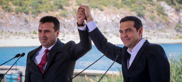 Υπογραφή συμφωνίας/Φωτογραφία: Eurokinissi