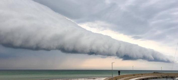 Το «σύννεφο της Αποκάλυψης» εμφανίστηκε στη νότια Σουηδία [εικόνες]
