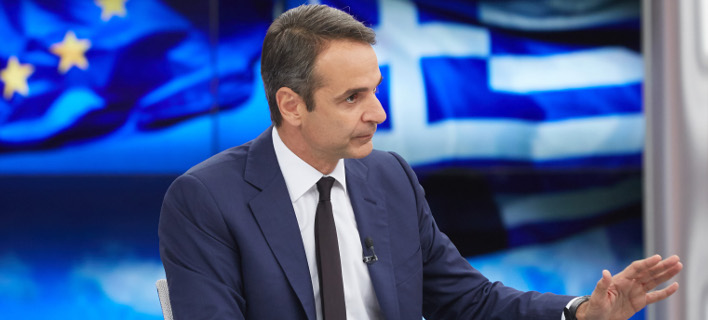 Mητσοτάκης: Είμαι σίγουρος ότι ο Καμμένος θα δείξει μεγάλη ευλυγισία για τα Σκόπια