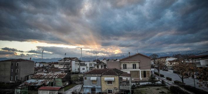 συννεφιά/Φωτογραφία: Eurokinissi