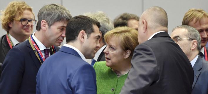 Το μεταναστευτικό στο επίκεντρο του Ευρωπαϊκού Συμβουλίου (Φωτογραφία: AP/ Geert Vanden Wijngaert)