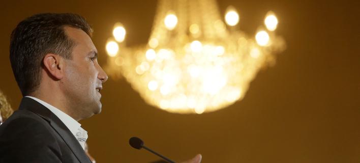 Σκόπια: Από αναβολή σε αναβολή η συνεδρίαση της Βουλής για τη Συμφωνία των Πρεσπών