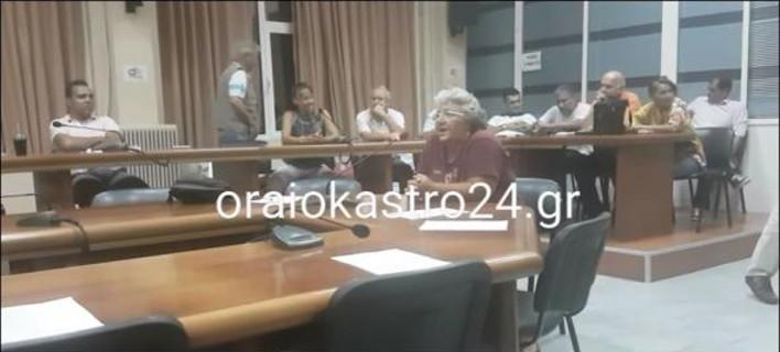 Ωραιόκαστρο: H συνταξιούχος που είπε «όχι» στον ρατσισμό [βίντεο]