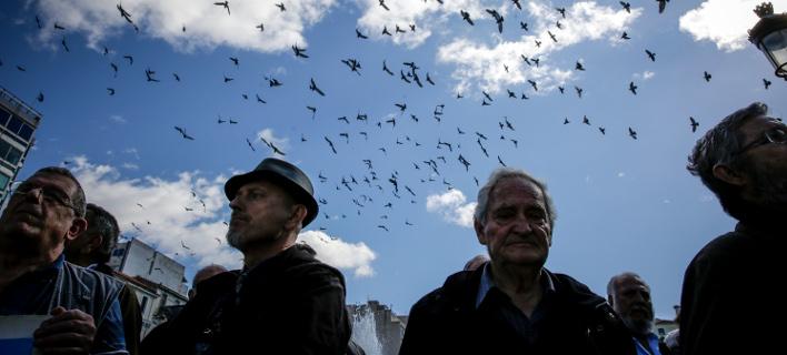 Συντάξεις Φεβρουαρίου: Σήμερα η καταβολή τους (Φωτογραφία: EUROKINISSI/ΣΤΕΛΙΟΣ ΜΙΣΙΝΑΣ)