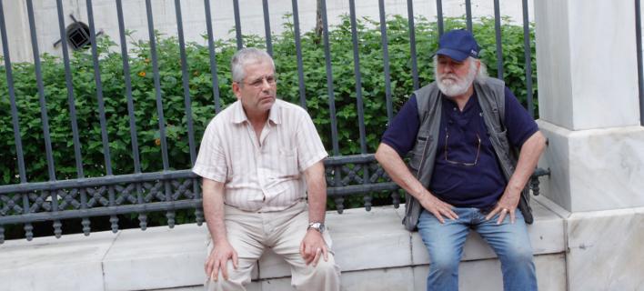 Νέες μειώσεις στους συνταξιούχους από την αρχή του έτους/Φωτογραφία: Eurokinissi