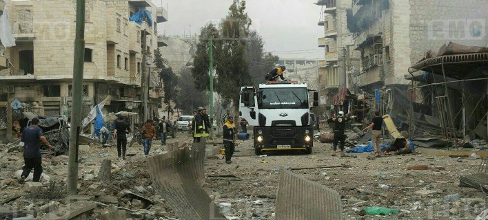 Συρία, Φωτογραφία: AP