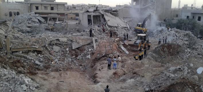 Συρία/ Φωτογραφία αρχείου AP images