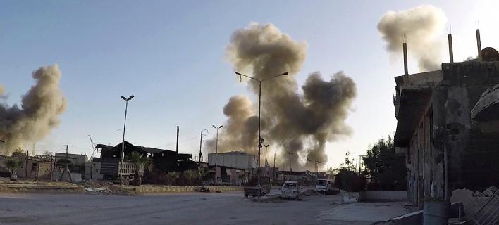Εκτακτη σύγκληση του Συμβουλίου Ασφαλείας του ΟΗΕ για την επίθεση με χημικά στη Ντούμα