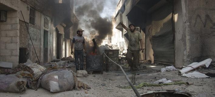 ΗΠΑ προς Ρωσία: Λυπούμαστε για την αεροπορική επιδρομή εναντίον του συριακού στρατού