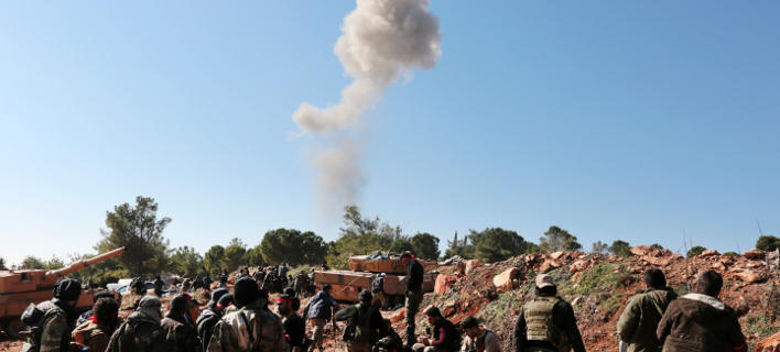 ΟΗΕ: Κατατέθηκε νέο προσχέδιο συμφωνίας για κατάπαυση πυρός στη Συρία