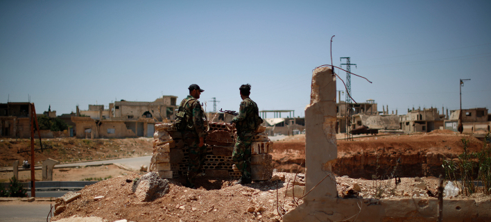 Συρία/Φωτογραφία: AP