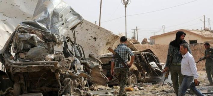 Οι ΗΠΑ έριξαν 50 τόνους πυρομαχικών ως βοήθεια στους αντάρτες της Συρίας