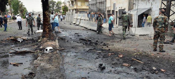Τουλάχιστον 19 νεκροί από έκρηξη στο Ιντλίμπ της Συρίας, Φωτογραφία: AP