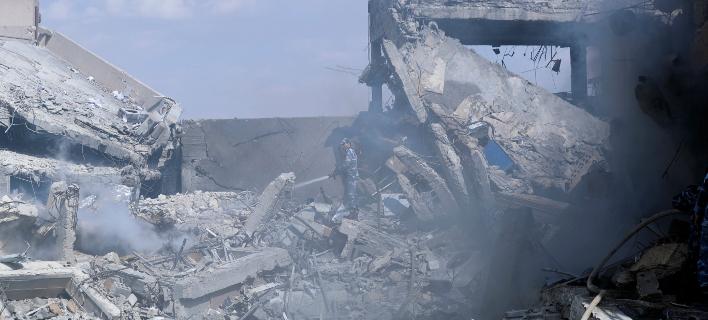 ΝΥΤ: Το Ισραήλ πραγματοποίησε επίθεση σε συριακή αεροπορική βάση