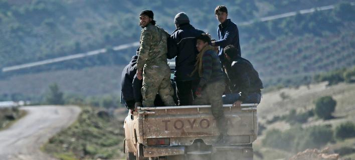 Διεθνής αμνηστία: Τούρκοι συνοριοφύλακες πυροβολούν Σύρους που εγκαταλείπουν τις εμπόλεμες ζώνες