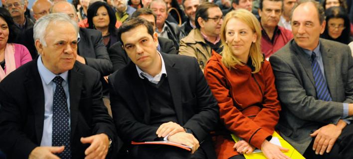 Αυτή την έκθεση παρουσίασε ο ΣΥΡΙΖΑ στα ξένα funds στο Λονδίνο