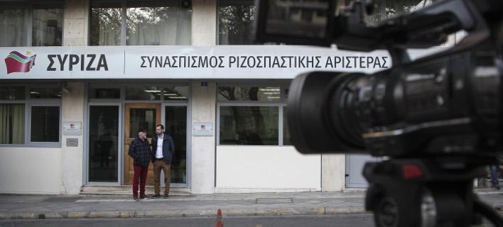 ΣΥΡΙΖΑ κατά Κυριάκου Μητσοτάκη (Φωτογραφία: EUROKINISSI/ΣΩΤΗΡΗΣ ΔΗΜΗΤΡΟΠΟΥΛΟΣ)