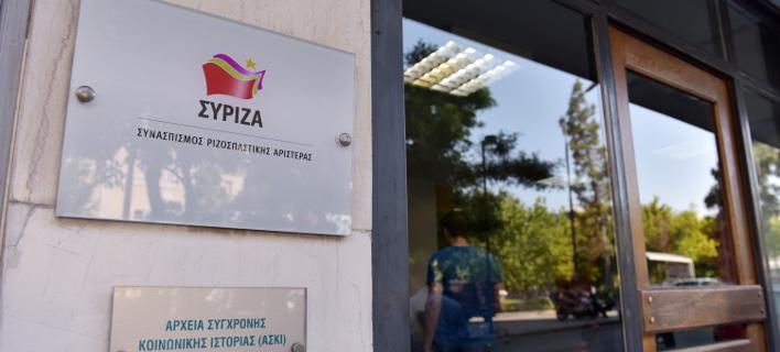 Επίθεση ΣΥΡΙΖΑ στον Μητσοτάκη (Φωτογραφία: EUROKINISSI/ΤΑΤΙΑΝΑ ΜΠΟΛΑΡΗ)