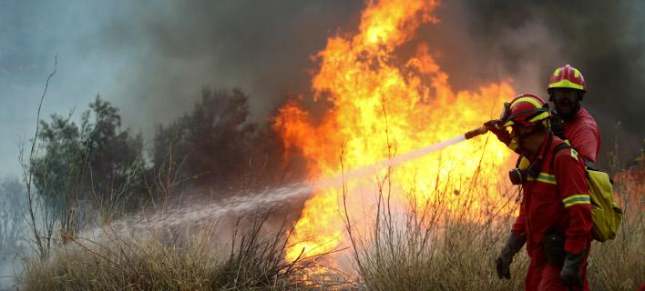 Πυρκαγιές/ Φωτογραφία αρχείου intime news