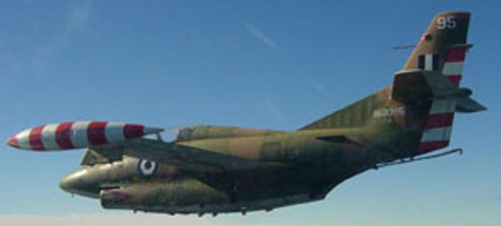 T-2: Ποιο ήταν το εκπαιδευτικό αεροσκάφος που έπεσε έξω από την Καλαμάτα [βίντεο]