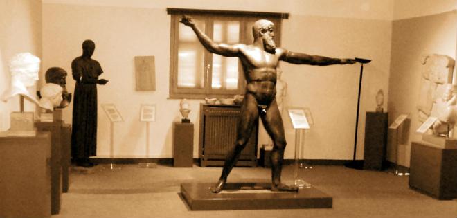 μουσείο αφής στην Αθήνα