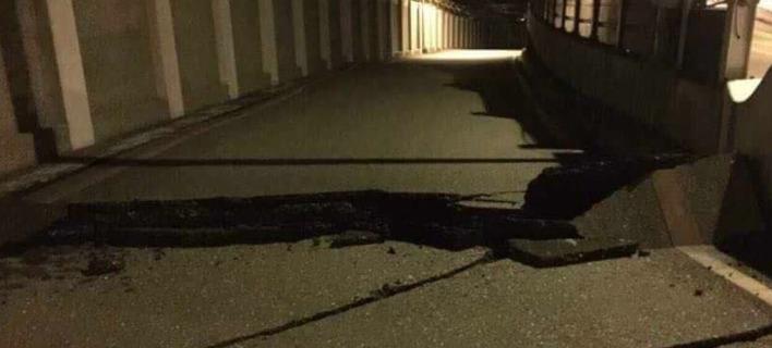 Ταϊβάν: Τουλάχιστον τέσσερις νεκροί και 145 αγνοούμενοι από τον σεισμό 6,4 Ρίχτερ [εικόνες]