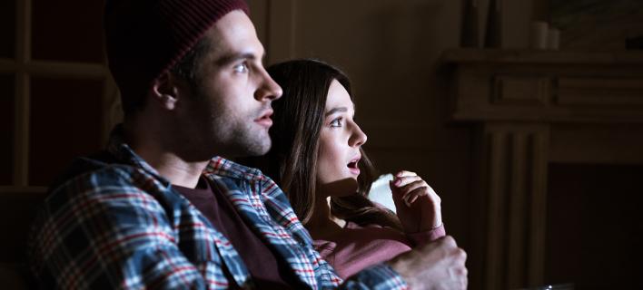 Οι ταινίες τρόμου αδυνατίζουν -Μπορείτε να «κάψετε» τουλάχιστον 100 θερμίδες