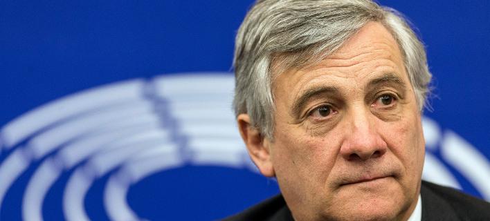 Σάλος με δηλώσεις του νέου προέδρου του Ευρωκοινοβουλίου: Αποκαλεί τους Σκοπιανούς απογόνους του Μ. Αλεξάνδρου [βίντεο]