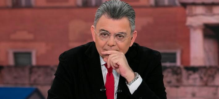 Ο Τάκης Χατζής